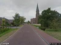 112 melding Ambulance naar Dorpsweg in Reeuwijk