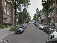 Ambulance naar Van Eeghenstraat in Amsterdam
