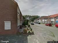 112 melding Ambulance naar Bruno Renardstraat in Breda