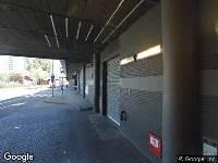 112 melding Ambulance naar Zuidplein in Rotterdam