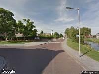 112 melding Ambulance naar Fluitekruidstraat in Arnhem