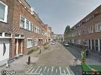 112 melding Ambulance naar Van Marumstraat in Schiedam