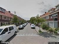 Ambulance naar Rechthuisstraat in Haarlem