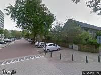 Ambulance naar Martin Campslaan in Rijswijk
