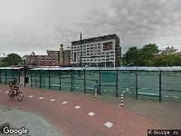 Brandweer naar Generaal Eisenhowerplein in Rijswijk vanwege brand