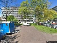 Besteld ambulance vervoer naar Statenjachtstraat in Amsterdam