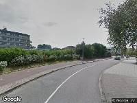 Ambulance naar Brechtzijde in Zoetermeer