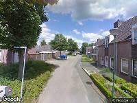 112 melding Ambulance naar Dokter Barentsenstraat in Bergeijk