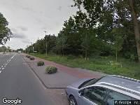 Ambulance naar Linnaeusstraat in Zandvoort
