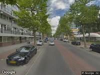 Ambulance naar Dr. H. Colijnstraat in Amsterdam
