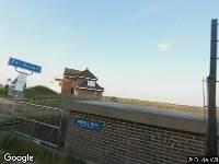 112 melding Ambulance naar Brederodestraat in Zandvoort vanwege verkeersongeval