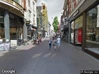 Ambulance naar Barteljorisstraat in Haarlem