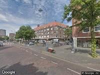 Brandweer naar Maasstraat in Amsterdam
