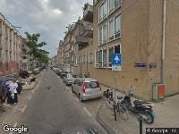 Ambulance naar Sparrenweg in Amsterdam