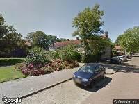 112 melding Ambulance naar Constantijn Huygenslaan in Uithoorn