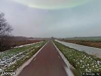 112 melding Ambulance naar Jan Stuversdreef in Kerkwijk