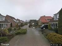 112 melding Ambulance naar Vangershof in Hoogkarspel