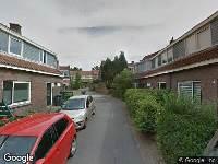 112 melding Ambulance naar Kerdijkstraat in Arnhem