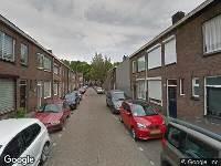 Ambulance naar Meidoornstraat in Tilburg