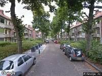 Ambulance naar Paulus Potterlaan in Rijswijk