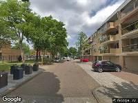 112 melding Ambulance naar Nieuw Herlaer in Amsterdam