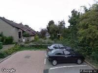 Ambulance naar Schutwant in Hoogvliet Rotterdam