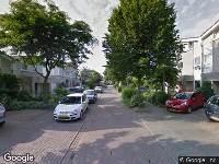 Ambulance naar Uniceflaan in Nijmegen
