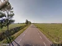Ambulance naar Rijnsburgerweg in Voorhout