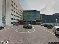 112 melding Besteld ambulance vervoer naar Geert Grooteplein Zuid in Nijmegen