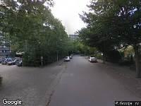 112 melding Ambulance naar Thomas Jeffersonlaan in Rijswijk