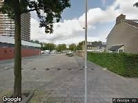 112 melding Ambulance naar Arrheniusweg in Rotterdam