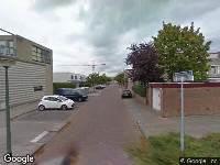 112 melding Brandweer naar Eleonorastraat in Vlaardingen