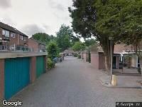 Ambulance naar J.C. Bloemhove in Zoetermeer