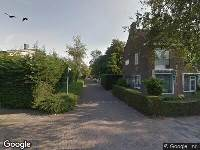112 melding Ambulance naar Populierenlaan in Schiedam