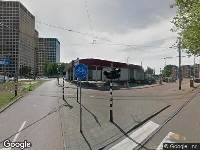 112 melding Politie naar Marconiplein in Rotterdam vanwege ongeval met letsel