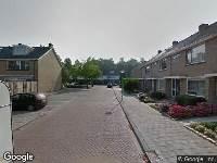 112 melding Ambulance naar Spicaring in Dordrecht