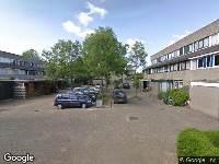 112 melding Ambulance naar Klipperwerf in Leiden