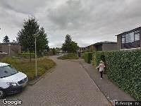 112 melding Ambulance naar Erasmusweg in Reeuwijk