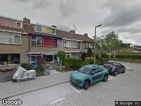 112 melding Ambulance naar Sterremos in Rotterdam