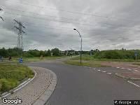 112 melding Traumahelikopter naar Glinswei in Leeuwarden