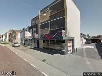 112 melding Ambulance naar Hoge Ham in Dongen