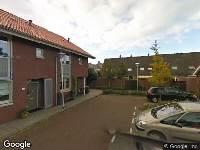 112 melding Ambulance naar Woutersstraat in Wassenaar