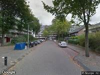 112 melding Brandweer naar Lorentzstraat in Zandvoort vanwege een liftopsluiting