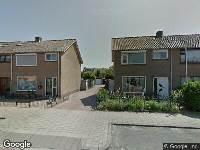 Ambulance naar Dr. W Dreesstraat in Zuidland