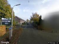 112 melding Ambulance naar Gladioolstraat in Dongen