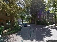 112 melding Ambulance naar Van Dijcklaan in Rijswijk