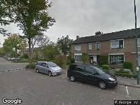 112 melding Ambulance naar Van Leeuwenhoeklaan in Oosterhout