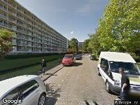 112 melding Brandweer naar Willem Royaardsstraat in Rijswijk vanwege afhijsen patient