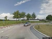 Brandweer naar Strijbeekseweg in Ulvenhout