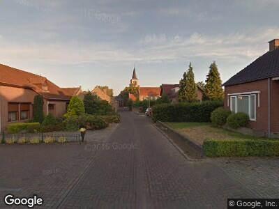 Ambulance naar Groelsstraat in Hunsel